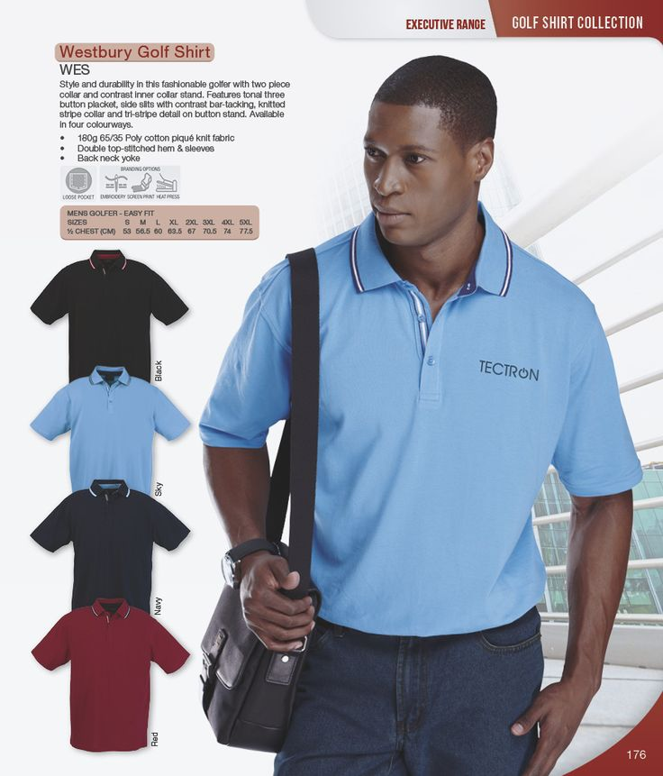 Westbury Golfer | Golf Shirt | Barron