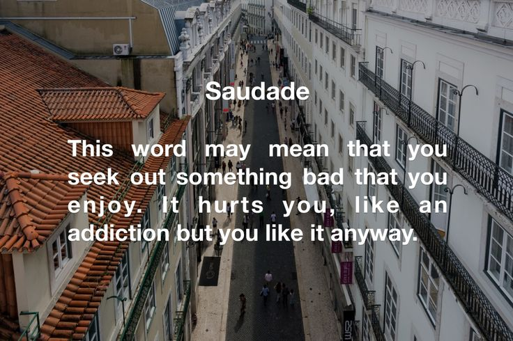 9 Portuguese Words That Can't Be Directly Translated Into English
