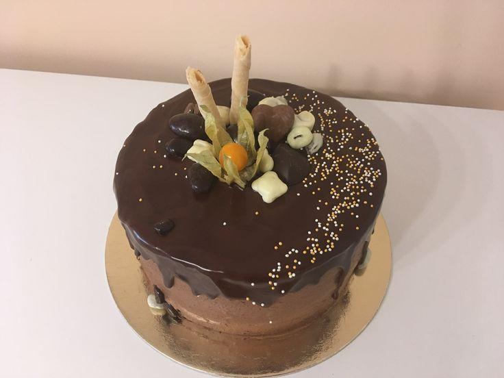 Étcsoki mousse torta
