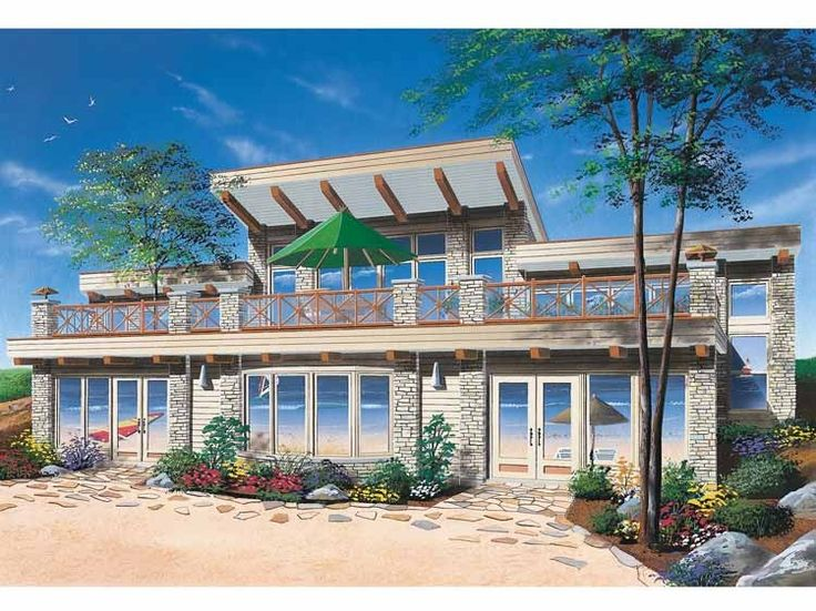 Shed style ranch house plans