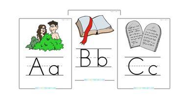 Bible ABC Charts