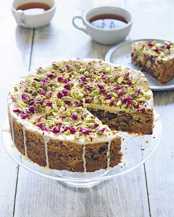 распределяем тарелкам, торт восточный рецепт с фото целых сто