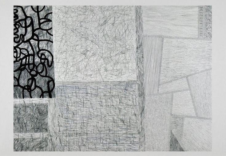 landscape4 / Dominique Lutringer #ART #Contemporary ART