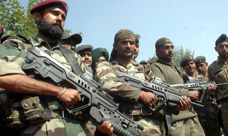 Unrest Growing in India's Army, Central Armed Police Forces  http://wp.me/p7Q8Qp-2Rv