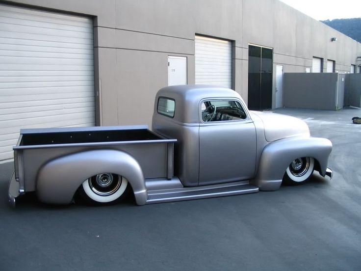 The Satin Slipper - 1953 Chevy