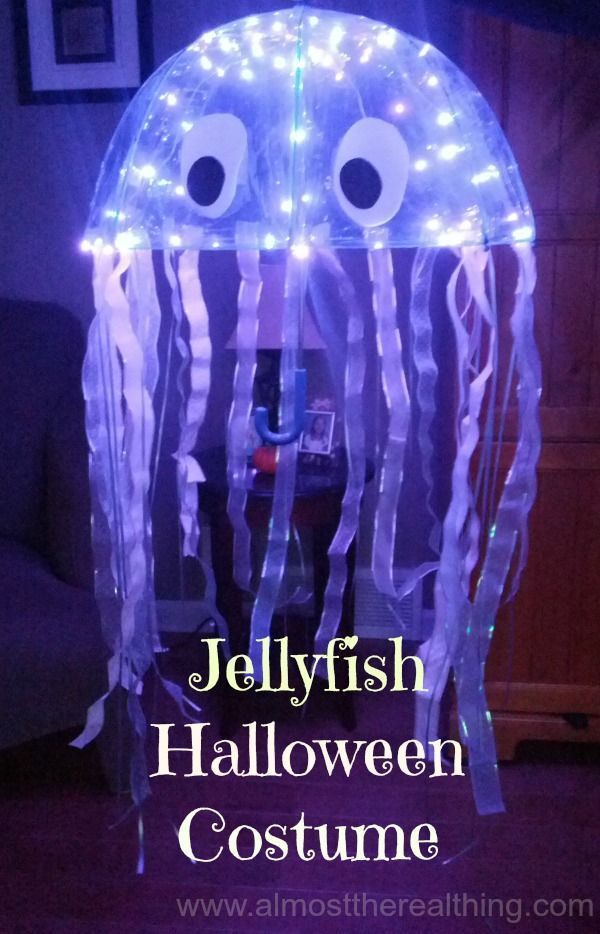 Save money for many Halloween's to come by using this DIY costume over &…