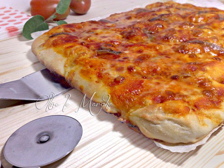 Pizza allo yogurt, cucina italiana | Oltre le MarcheOltre le Marche