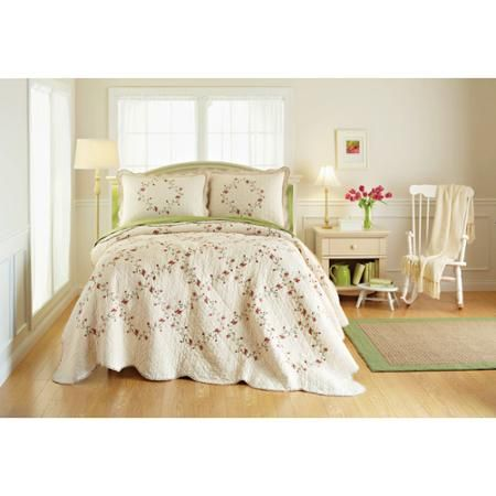 Better Homes And Gardens Hannalore Bedding Quilt Gardens
