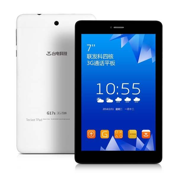 "Find More планшетные компьютеры Information about 7 "" GPS Teclast G17s 3G телефон Планшетный Phablet Quad Core Android 4.2.2 Tablet PC 8G EMMC ROM Bluetooth,High Quality телевизор таблетки gps,China gps таблетки gsm Suppliers, Cheap tablet pc ос windows vista from Jade Mart - The Professional Electronics Store on Aliexpress.com"