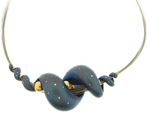 Jose Marin-  I like the spiral-design- inspiration for polymer clay