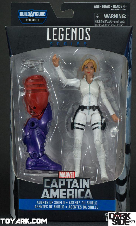 #transformer [Extranet reproduced] Marvel Legends Mad attack sets Sharon Carter