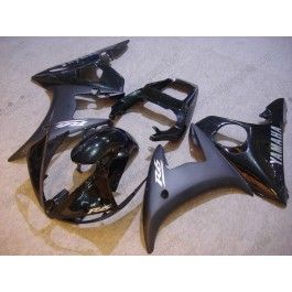 Yamaha YZF-R6 2003-2004 Injection ABS Fairing - Others - Black | $639.00