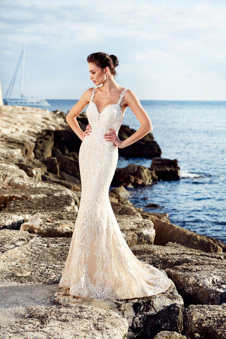 598 best Hochzeitskleid images on Pinterest   Wedding dress, Short ...