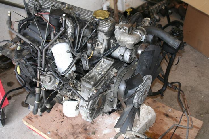 Engine Pre Rebuild