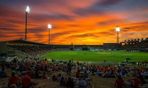 Napier,New Zealand. Capacity : 22,000
