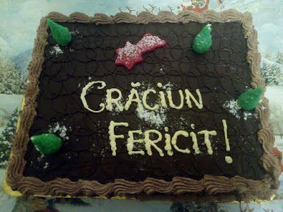 Tort si prajituri Andrea &Cake and cookies Andrea: Craciun Fericit!