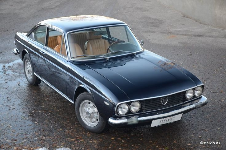 Lancia 2000 HF - 1972