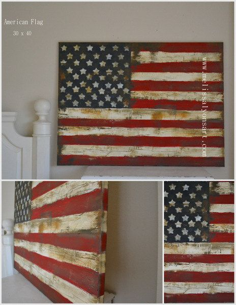 New 15 best Wall decor images on Pinterest | Wooden american flag  MB59