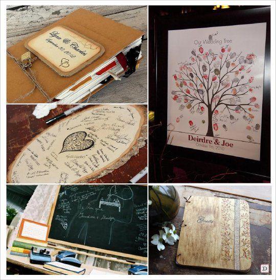 livre d 39 or automne mariage rondin arbre empreinte anniversaire de mariage pinterest mariage. Black Bedroom Furniture Sets. Home Design Ideas