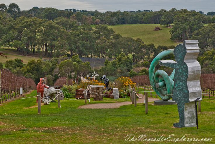 The Montalto Sculpture Park