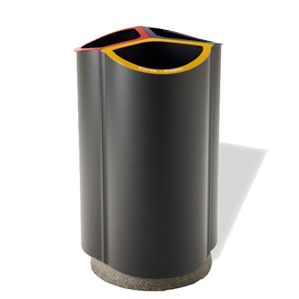 EcoCity Recycling Bins | Falco Ltd