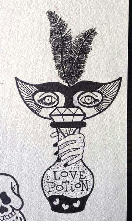 Diseño ZOE METAMORFA www.mantratattoo.cl