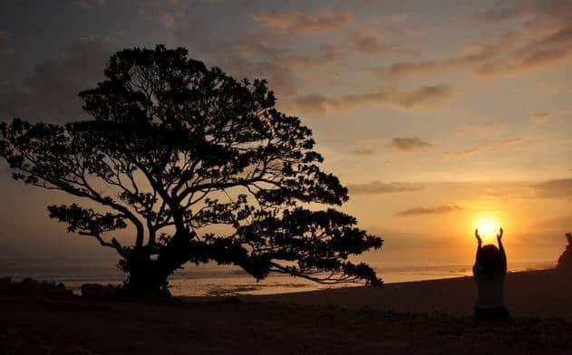 17 Pemandangan Indah Foto Pantai Pok Tunggal Pemandangan Indah Dan Mistis Di Gunung Kidul Download Wallpaper Hd Pema Di 2020 Pemandangan Pantai Matahari Terbenam