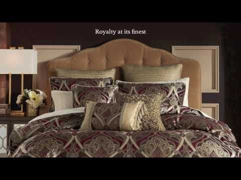 croscill bradney chenille jacquard woven damask 4 piece comforter set free shipping today overstock