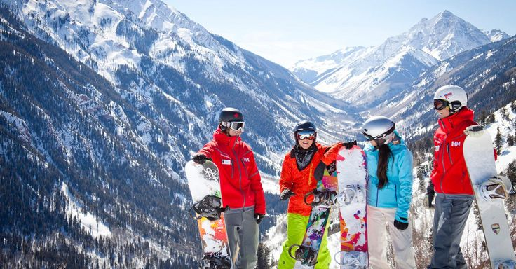 Child Lessons (Ages 7 to 12) – Ski & Snowboard School - Aspen Snowmass