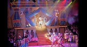 Image result for  chorus setting in joseph amazing dreamcoat