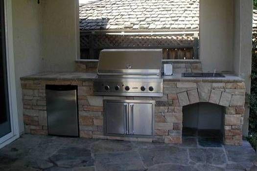 barbecue electrique gaz en pierre plancha design deco pas cher