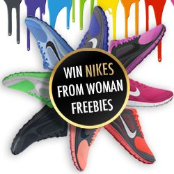 Nike Contest from Woman's Freebies