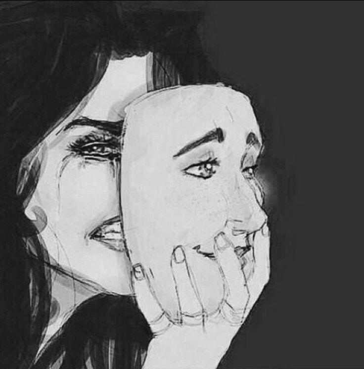 Image result for happy and sad kunst