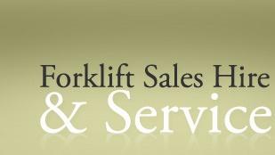 Forklifts WA