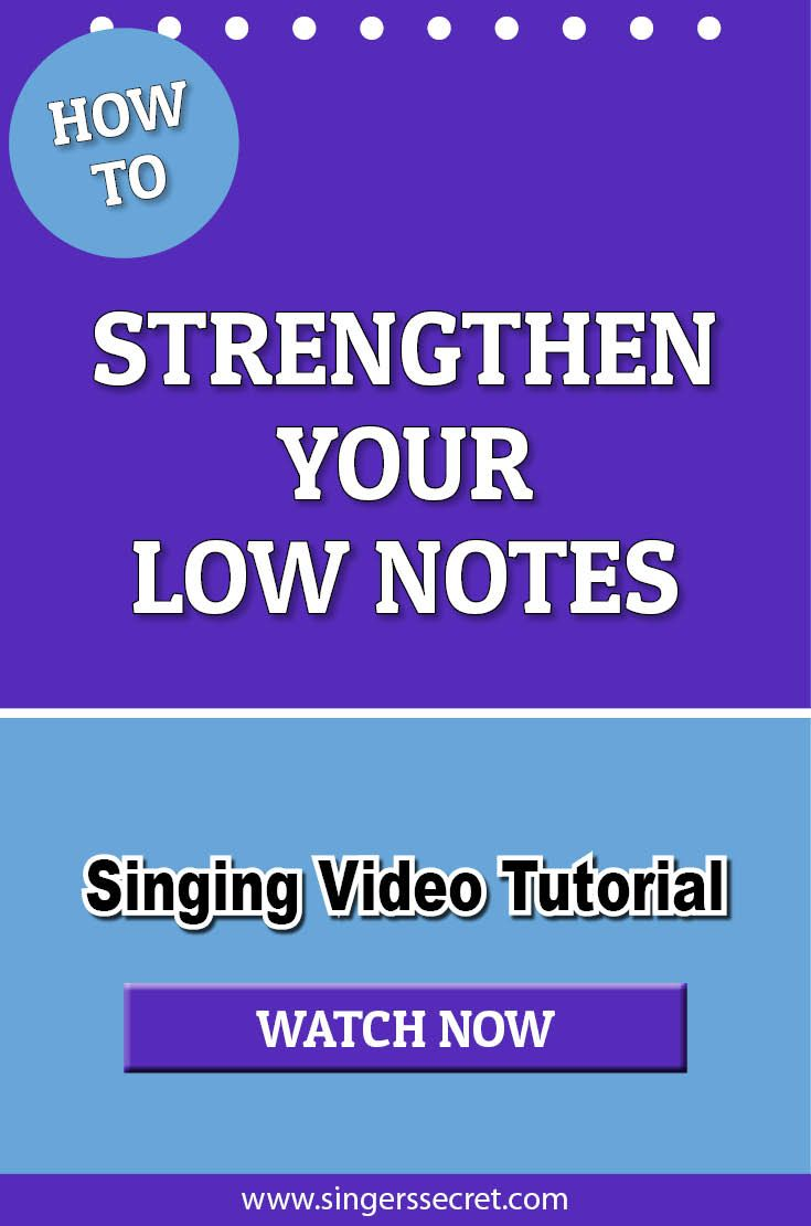 How To Sing Any Song - Voice Lessons - Ken Tamplin Vocal ...