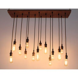 Eclectic Ceiling Lighting