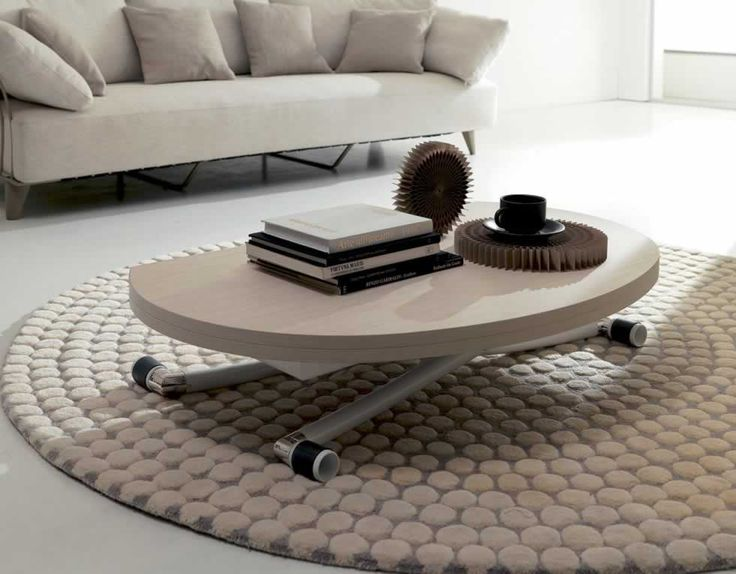 15 best transformable tables images on pinterest modern for Table 52 petroleum