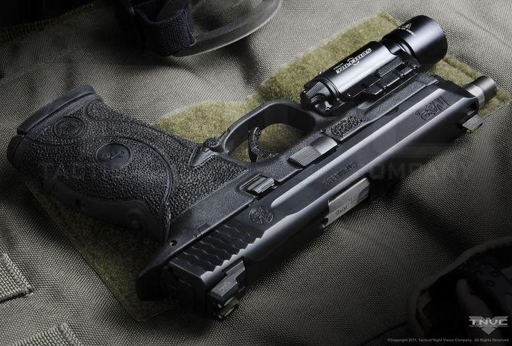 VTAC Viking Sights for Smith & Wesson M&P Pistols - AR15.COM