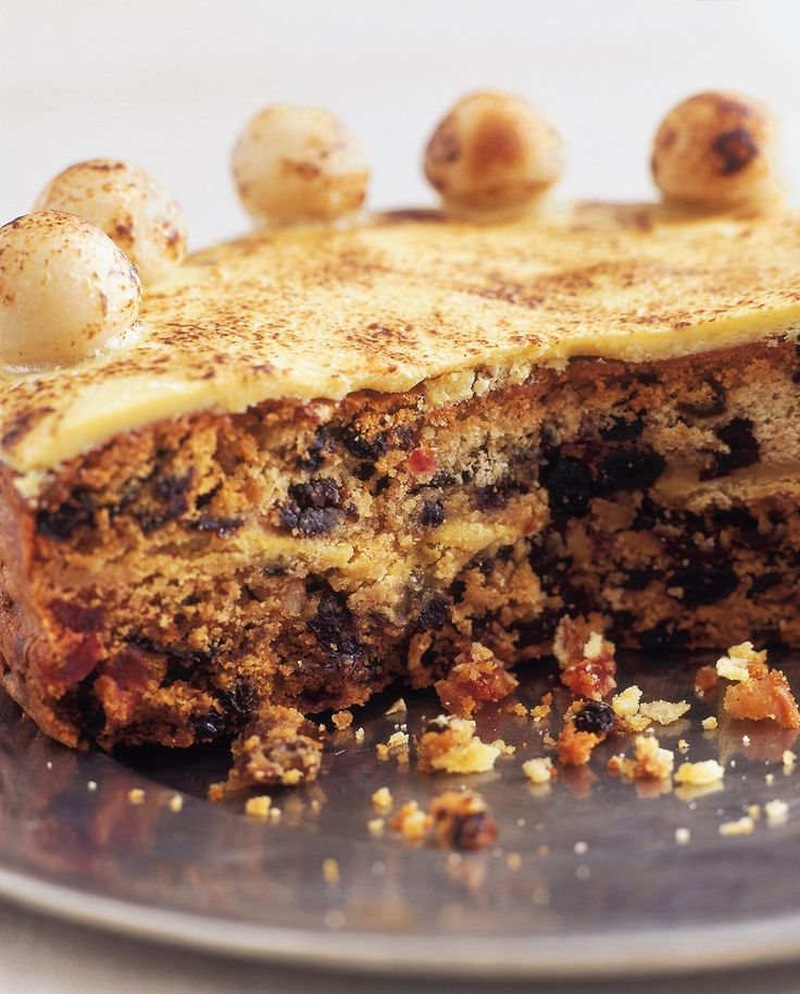 Mary Berry Light Fruit Cake With Pineapple