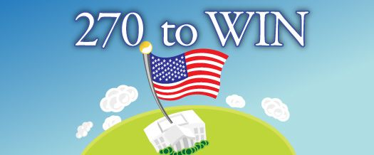 270 Electoral Votes to Win - USA 2016 Presidential Election