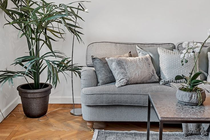 Sofa table in swedish limestone- Öländsk Grå
