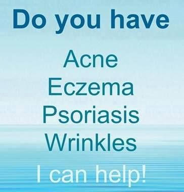 Our products work miracles on all these conditions and more besides. ask me Norma Espitia www.getseacretsradiantskin.com