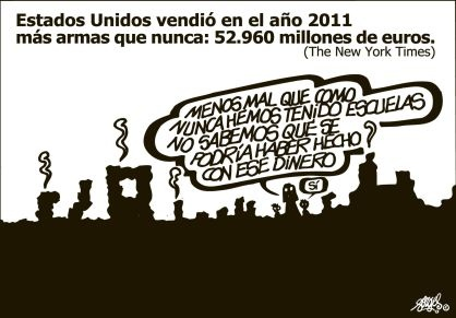 Forges a El País, el 25 d'agost de 2012