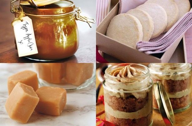 Top 10 homemade food gifts