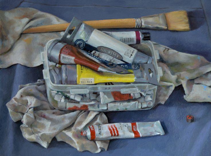 Oil on canvas - 40 x 30 cm