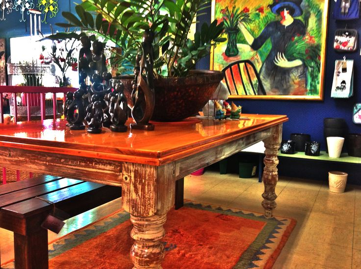 Restored Dinning Room Table in French Provincial Style - VRDBespoke