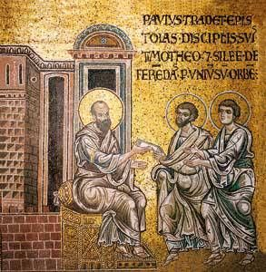 Paul and Timothy1