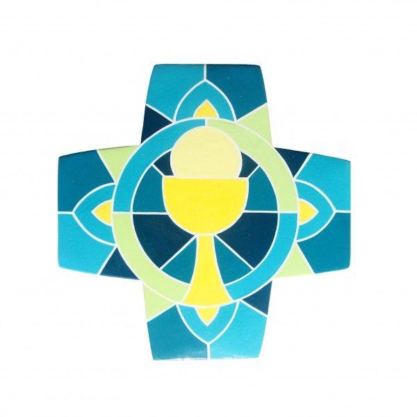 Best 25 croix religieuse ideas on pinterest string art for Acheter crucifix mural