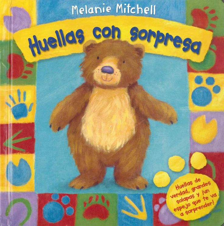 """Huellas con sorpresa"" Melanie Mitchell"
