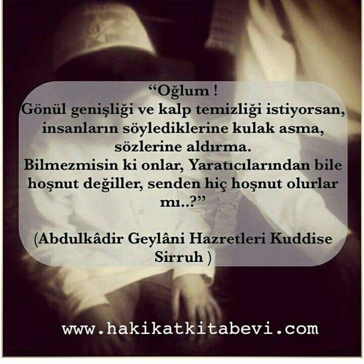 Abdulkadir Geylani hazretleri